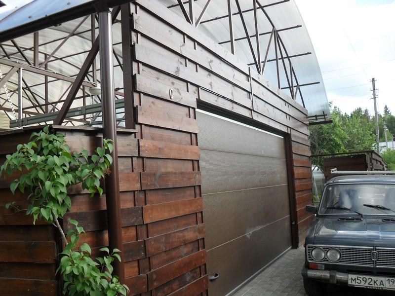 Автоматические ворота в Сергиевом Посаде