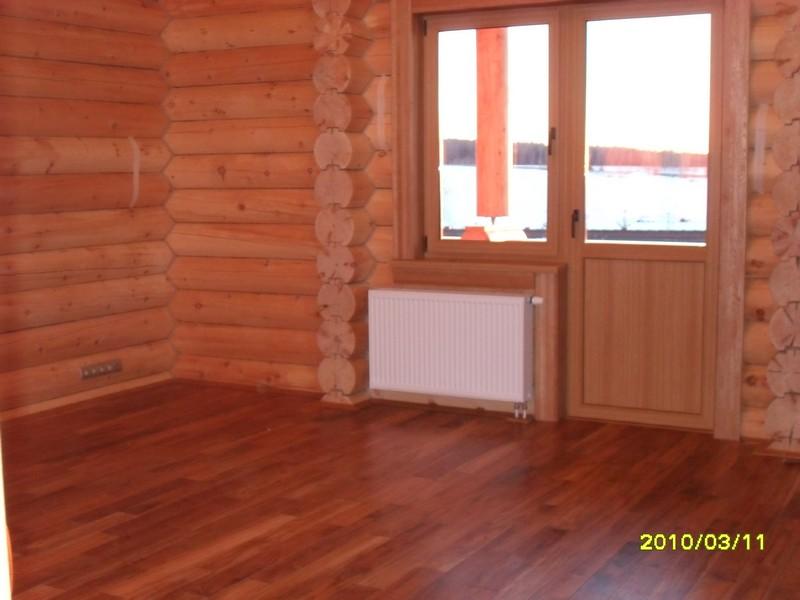 Установка деревянных окон в Мытищах